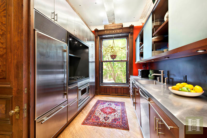 3m park slope brownstone is perfect for multigenerational for Floors and kitchens st john