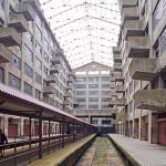 brooklyn army terminal, brooklyn army terminal sukkahs, BKLYN Army Terminal, Sukkot Architecture, sukkah architecture, jewish architecture, where to celebrate sukkot nyc, sukkah design