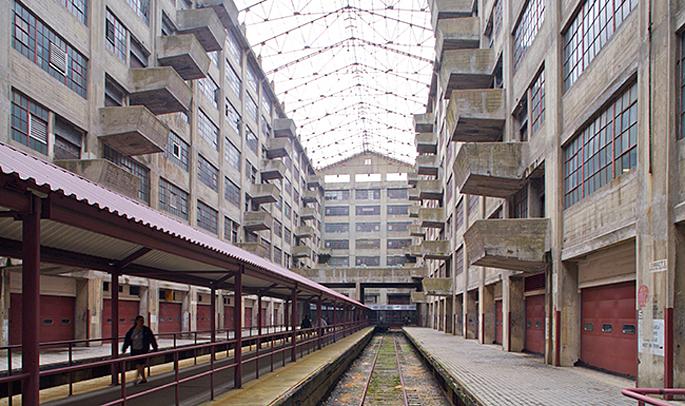 brooklyn army terminal, brooklyn army terminal sukkahs, BKLYN Army Terminal