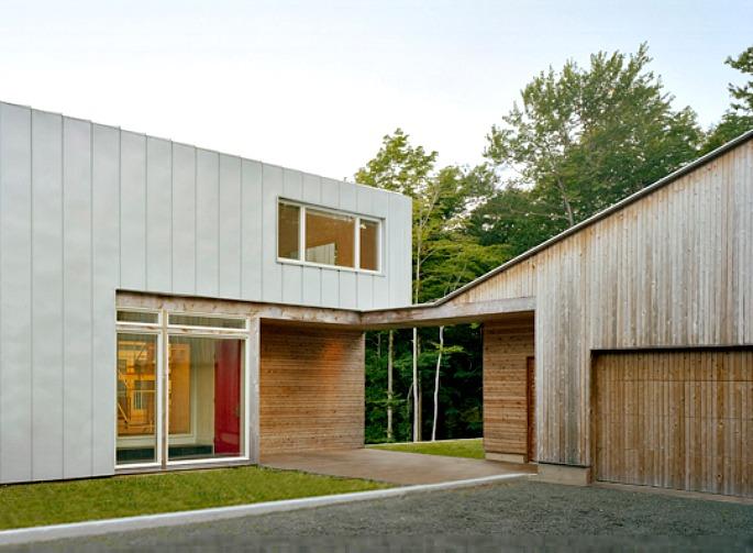 Berkshires House, David Hotson
