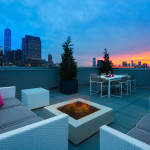 22 Renwick Street, The Renwick Modern, Ryan Serhant, five outdoor terraces