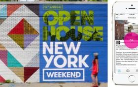 OHNY Weekend App, openhousenewyork, dsgnfix