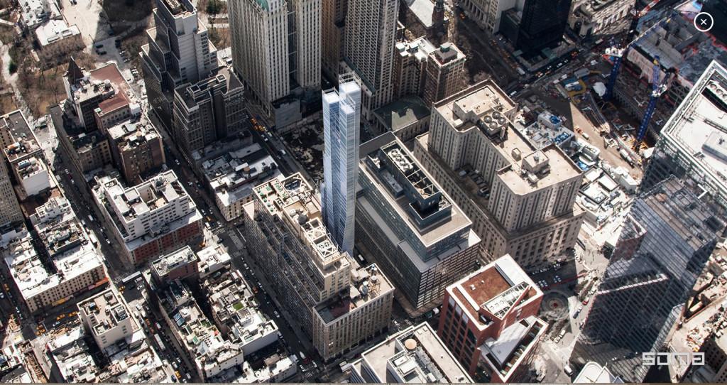 45 Park, Tribeca COndo, Manhattan Luxury, NYC developments, Supertall skyscrapers, WTC mosque