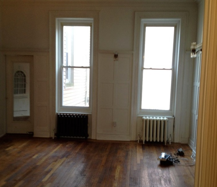 123 Gates Ave, Renovation diary, townhouse, brownstone