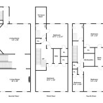123 Gates, floor plan, renovation diary, townhouse, brownstone, clinton hill