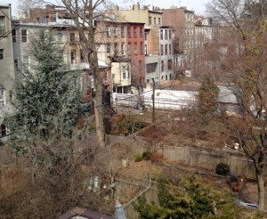 123 Gates, Renovation diary, townhouse, brownstone, clinton hill, historic home