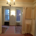 123 Gates, Renovation, townhouse, brownstone, historic home, brooklyn, clinton hill