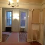 123 Gates, Renovation, townhouse, brownstone, historic home, brooklyn, clinton hill