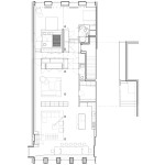 Slade Architecture, freestanding volumes, flexible layout for master suite, convertible bathroom