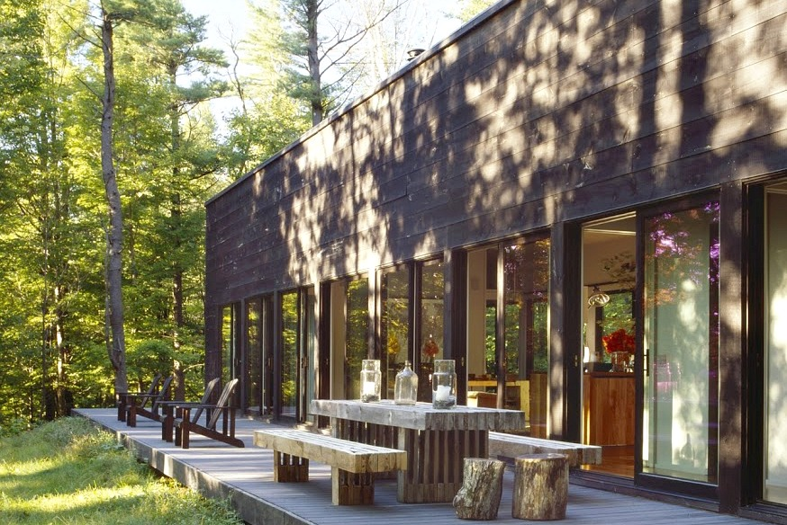 Vacation At A Glass Cabin In The Woods Of Upstate New York For 300
