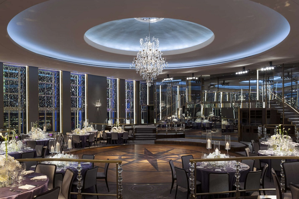 Iconic Rainbow Room Reopens With All Its Former Glitz And
