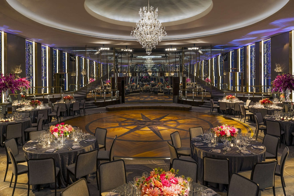 Iconic Rainbow Room Reopens with All Its Former Glitz and ...