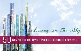 New York supertalls, nyc towers, manhattan real estate, midtown condo, new york skyline