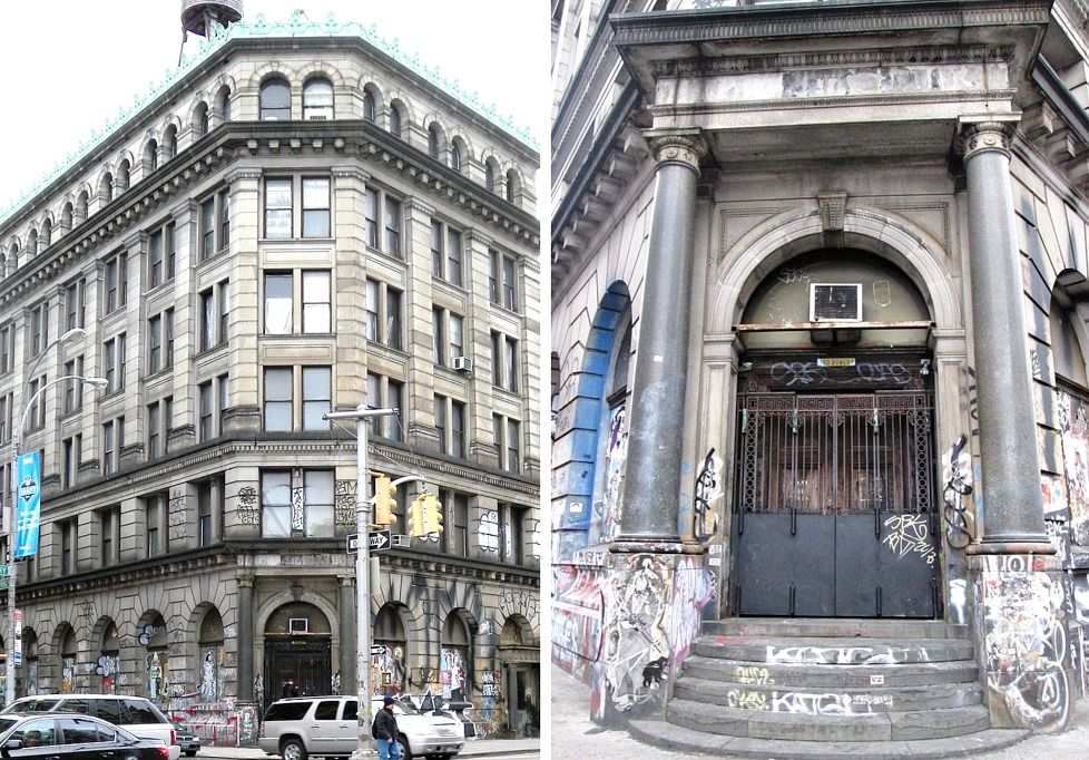Germania Bank Building, Bowery
