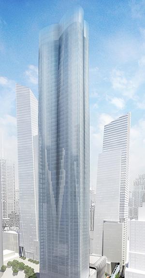 Hudson Yards, Corset, Coach, High Line, Chelsea, West Side, railyards, Scofidio, Related, Nordstrom, Neiman Marcus, skyscraper