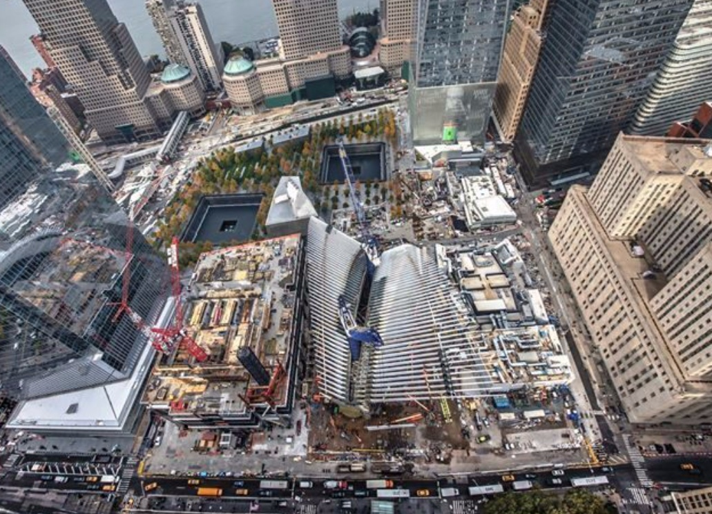 World Trade Center site