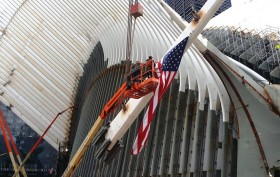 World Trade Center Transportation Hub, Santiago Calatrava