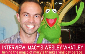 Macy's Wesley Whatley, kermit the frog, Wesley Whatley