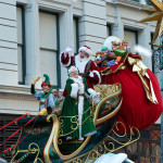 macys thanksgiving day parade santa, macys thanksgiving day parade, santa