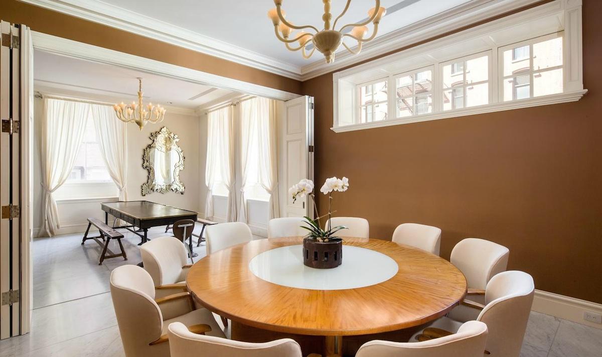 60 Collister Street, Marble House, designer Stuart Parr, 44-foot long indoor lap pool