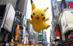 pikachu, thanksgiving, thanksgiving day, parade, macy's parade, macy's thanksgiving day parade, macy's, pokemon