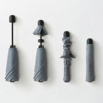 nendo, coverbrella, cover-brella, cool umbrella, umbrella with built in cover, nendo umbrella, japanese umbrella