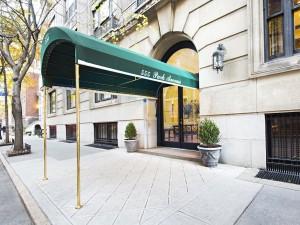 555 Park Avenue, duplex maisonette, Barbara Walters's former building