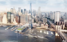 SHoP Architects, Howard Hughes Corporation, South Street Seaportal