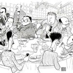 Algonquin Round Table, Al Hirschfeld, Algonquin Hotel
