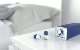 Hush earplugs, smart earplugs, 3D printing