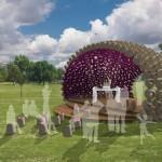 City of Dreams Pavilion, Governors Island, Pulp Pavilion