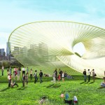 City of Dreams Pavilion, Galassia, Governors Island