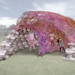 City of Dreams Pavilion, Governors Island, Billion Oyster Pavilion