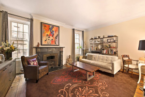 102 East 10th Street, historic duplex with English basement, Peter Stuyvesant