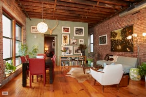 carriage house, 211-213 East 2nd Street, east village, condo east village,