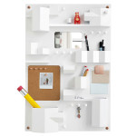 Note Design Studio, Suburbia Wall Storage, re-design of a classic, Vitra wall storage, Seletti, Swedish design