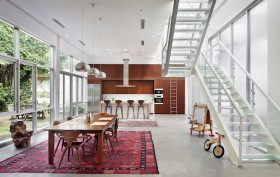 Brooklyn Artist Loft, BWArchitects, warehouse conversions