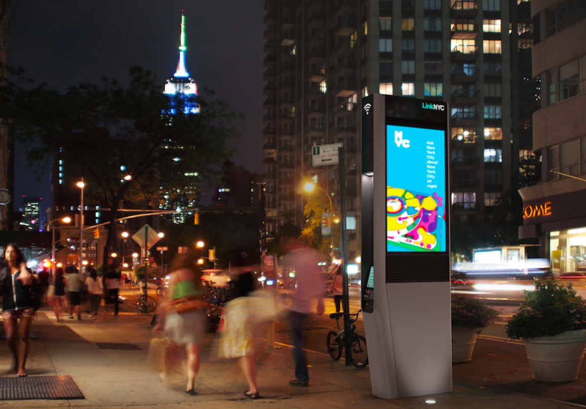 LinkNYC reaches milestone 1 million users
