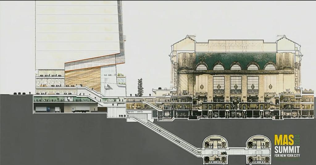 SL Green, KPF, Kohn Pedersen & Fox, 1 Vanderbilt, Grand Central, GCT, Midtown Rezoning