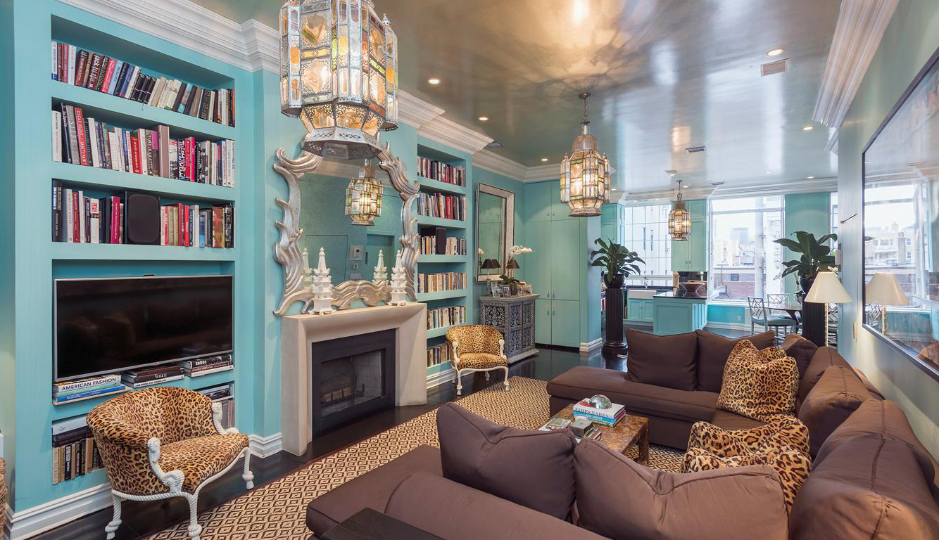 Gorgeous Penthouse Condo Offers All The Thrills Of Greenwich Village 6sqft