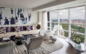 Robert Couturier Midtown apartment