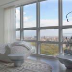 Robert Couturier, mod apartment mid-town, mod design NYC