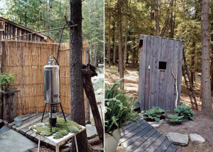 Scott Newkirk, rough wood cabin, woodland retreat, Yulan, New York, small cabin, off-grid, 14x14 Feet, 14 sq ft