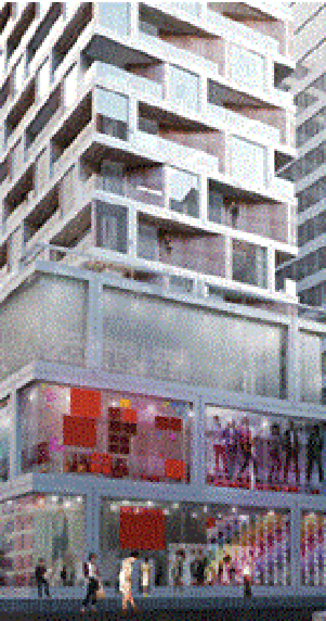 Macklowe Properties, Third Avenue shopping, luxury supertowers