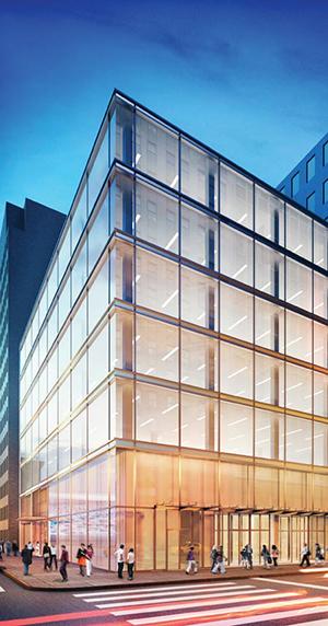 Pelli Clarke Pelli, Thor, Fifth Avenue retail, Fifth Avenue shopping, Fifth Avenue tower, Midtown skyscraper