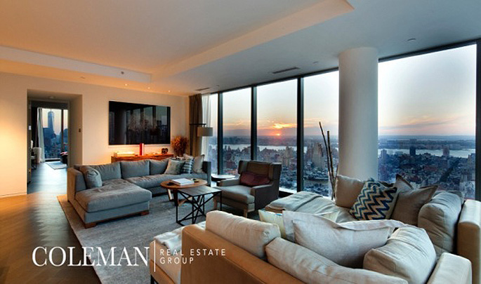 One Madison New York live in tom brady and gisele's one madison pied-a-terre for $40k