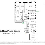 1 Sutton Place South, Marietta Peabody Tree, Albert Hadley designer, Basil Walter architect,