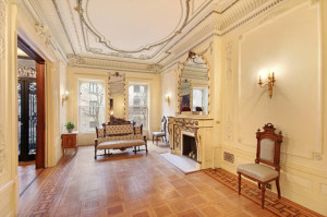 5 East 53rd Street - fairy tale townhouse, medieval townhouse upper east side, Lynn Jawitz