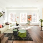 53 Greene Street, indoor/outdoor living, Soho's historic Cast Iron District