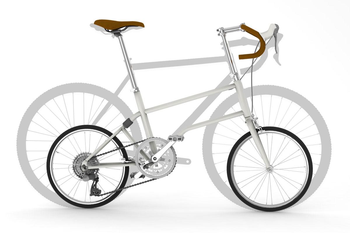 Vello Bike, foldable bicycle
